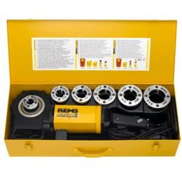 """Заказать Электрический резьбонарезной клупп Амиго 2 в стальном чемодане R 1/2-3/4-1-1.1/4-1.1/2 -2"""" REMS 540020 отпроизводителя REMS"""
