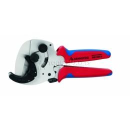 Заказать Ножницы для композитных и пластиковых труб, с трещоточным механизмом 502 040 6 RENNSTEIG RE-5020406 отпроизводителя RENNSTEIG