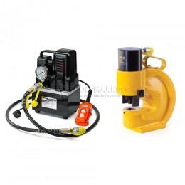 Комплект для перфорации токоведущей шиныСНГ+ ШП-110/12+ SHTOK 02208