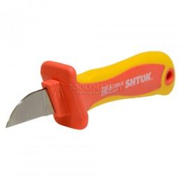 Заказать Нож для снятия изоляции 1000В SHTOK 14001 отпроизводителя SHTOK