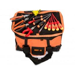 Набор профессиональный электрика-эксплуатационщика 15 предметов SHTOK 07002
