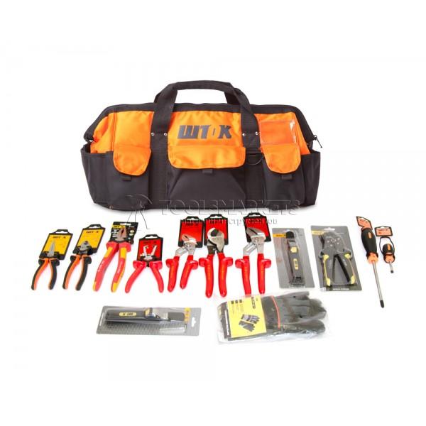 Набор электромонтажника №6 14 предметов SHTOK 07003-02