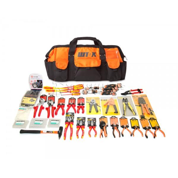 Набор Профессиональный №1 50 предметов SHTOK 07025