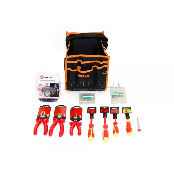Набор домашняя электроаптечка 15 предметов SHTOK 07033