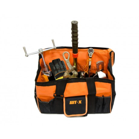 Набор инструмента для монтажа и ремонта СИП 9 предметов SHTOK 07034