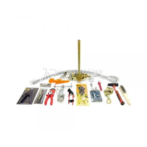 Набор для монтажа СИП базовый 16 предметов SHTOK 07035