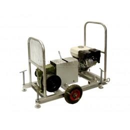 Лебедка бензиновая SHTOK 23606