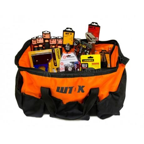 Набор инструментов дачника в сумке 21 предмет SHTOK 07029