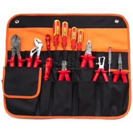 Набор диэлектрического инструмента № 3, 14 предметов в органайзере SHTOK 07401