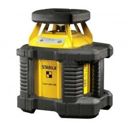Ротационный лазерный прибор LAR 200 Complete Set + REC300, с ресивером до 550 м STABILA 17062