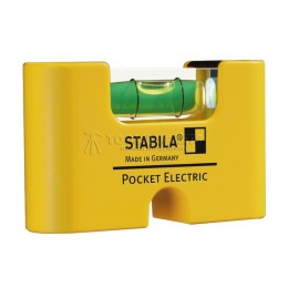 Уровень тип Pocket Electric STABILA 17775