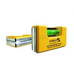 Уровень тип Pocket Pro Magnetic STABILA 17768
