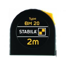 Рулетка измерительная тип BM 20 2 м х 12,5 мм STABILA 16444