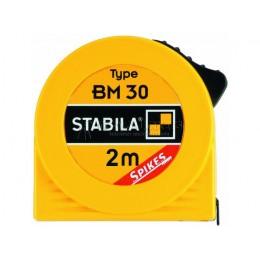 Рулетка измерительная тип BM 30 SP 2 м х 12,5 мм STABILA 16449