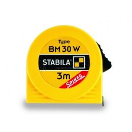 Рулетка измерительная тип BM 30 SP 3 м х 12,5 мм STABILA 16450