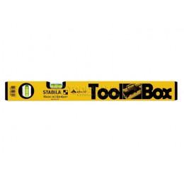 Уровень тип 70 Toolbox, 430 мм для комлектования ящиков с инструментами STABILA 16320