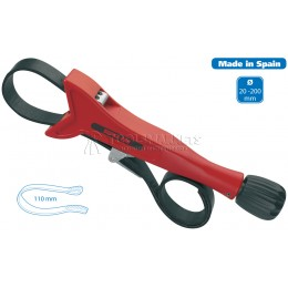 Заказать 123 Усиленный ременной ключ EASYGRIP SUPER-EGO 123010000 отпроизводителя SUPER-EGO