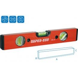 Алюминиевый уровень 300 мм SUPER-EGO 200030000