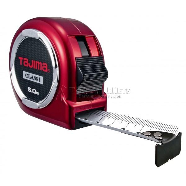 Рулетка измерительная 5х25 мм HI LOCK CLASS 1 TAJIMA H1550MW