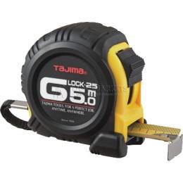 Заказать Рулетка измерительная G LOCK 5х25мм цвет черно-желтый TAJIMA G5P50MT отпроизводителя TAJIMA