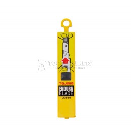 Лезвия LСB-50 18 мм для ножей LC-500, 501, 520, 521, 510 /10 шт в футляре TAJIMA LCB50