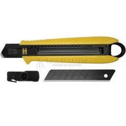 Нож DRIVER CUTTER 18 мм с автофиксацией лезвия TAJIMA DC500B/Y1