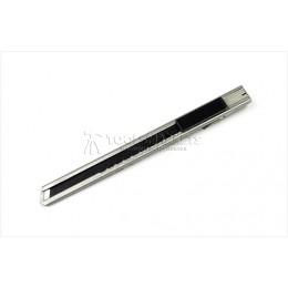 Нож LC301 9 мм из нержстали с автофиксацией лезвия TAJIMA LC301B/-1