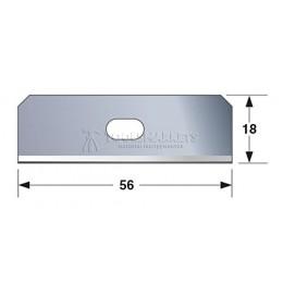 Сменные лезвия SPARE BLADES для ножей LC959 X/Y/10 шт в футляре TAJIMA CB93H