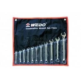 Набор ключей гаечных комбинированных 13 предметов CR-V WEDO WD203B13