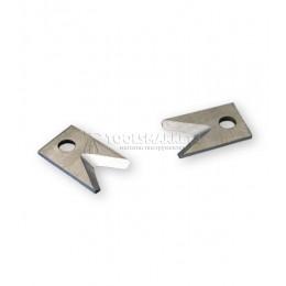 Комплект запасных ножей для стрипперов № 150/200/300 WEICON 51953020