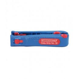 "Стриппер для снятия изоляции с кабелей типа ""витая пара"", 4-10 мм, № 30 WEICON 52000030"