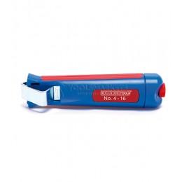 Стриппер для снятия изоляции 4-16 мм, № 4-16 WEICON 50050116