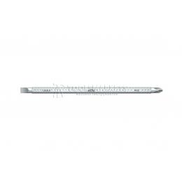 Заказать Комбинированное жало System 6 SL PH 284, 6,0 x PH2 шлиц Phillips Wiha 00666 отпроизводителя WIHA