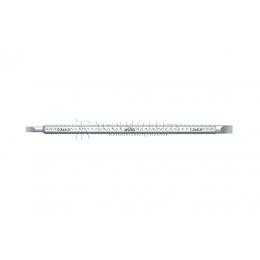 Комбинированное жало System 6 SL SL 284, 5,5 х 6,5 шлицевое Wiha 00630