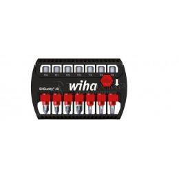 Набор бит в держателе BitBuddy 49 7 предметов Wiha 36941