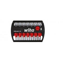 Набор бит в держателе BitBuddy 49 TORX 7 предметов Wiha 36940