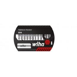 Набор FlipSelector биты Standard 13 предметов Wiha 39041