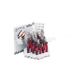 Набор шарнирно-губцевого инструмента Industrial 10 предметов Wiha 36065