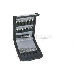 Заказать Набор спиральных сверл-бит по дереву 19 предметов Wiha 28025 отпроизводителя WIHA