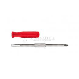 Отвертка с четырехгранной рукояткой со сменным жалом 198-1 шлиц-Phillips Wiha 00328