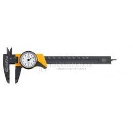 Штангенциркуль с часовой шкалой dialMax ESD точность 0.1 до 150 мм Wiha 31439