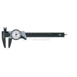 Штангенциркуль с часовой шкалой dialMax точность 0.1 мм до 150 мм Wiha 27082