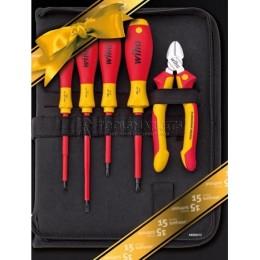Заказать Набор инструментов электрика Electrician's Set 5 предметов WIHA 42806 отпроизводителя WIHA