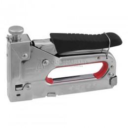 Пистолет МАСТЕР скобозабивной металлический пружинный ЗУБР 31563